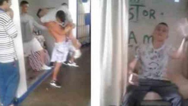 Una aplicación para celulares está de moda entre los presos del país Publimetro