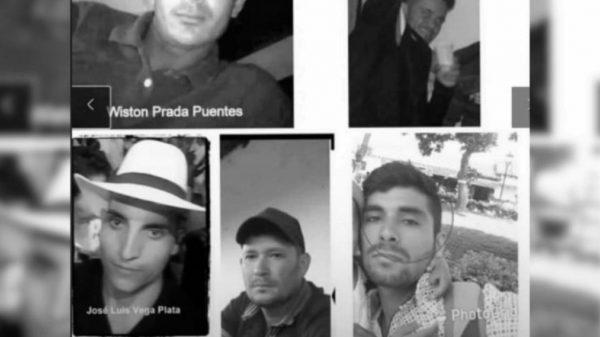 Identifican a las cinco víctimas de masacre en Ábrego, Catatumbo