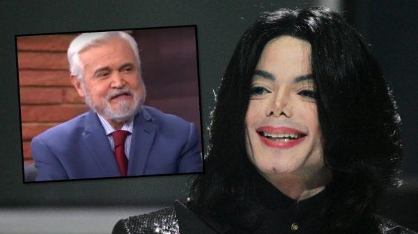 """""""Una lástima"""": Jorge Barón cuenta qué pasó con entrevista que tenía con Michael Jackson"""