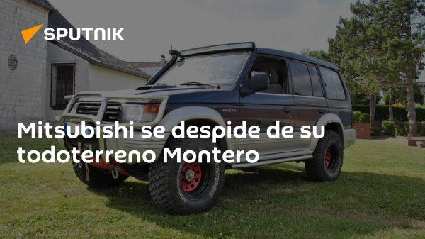 Mitsubishi se despide de su todoterreno Montero