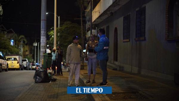 Sigue el toque de queda nocturno en Antioquia