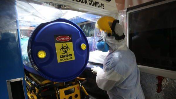 Colombia registró 509 muertes diarias por coronavirus este lunes