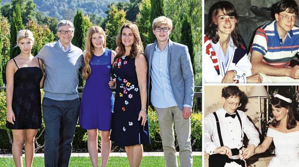 La decisión de Melinda Gates: sus hijos recibirían una gran suma, tras divorcio